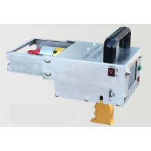 Mobile electric engraving machine