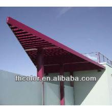 Архитектурные порошковые покрытия