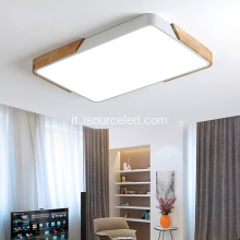 Plafoniere a led dimmerabili 24w per camera da letto