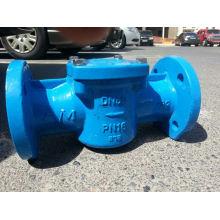 Colador del medidor de agua tipo cesta