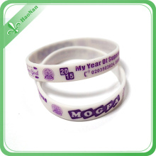 Colorful Customized New Brand Sale Silicone Wristband