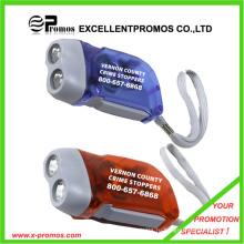 Динамо ручной пресс перезаряжаемый фонарик светодиодный фонарик (EP-T0851)