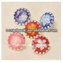 Кристалл цветок штифтики ремесло штифтики