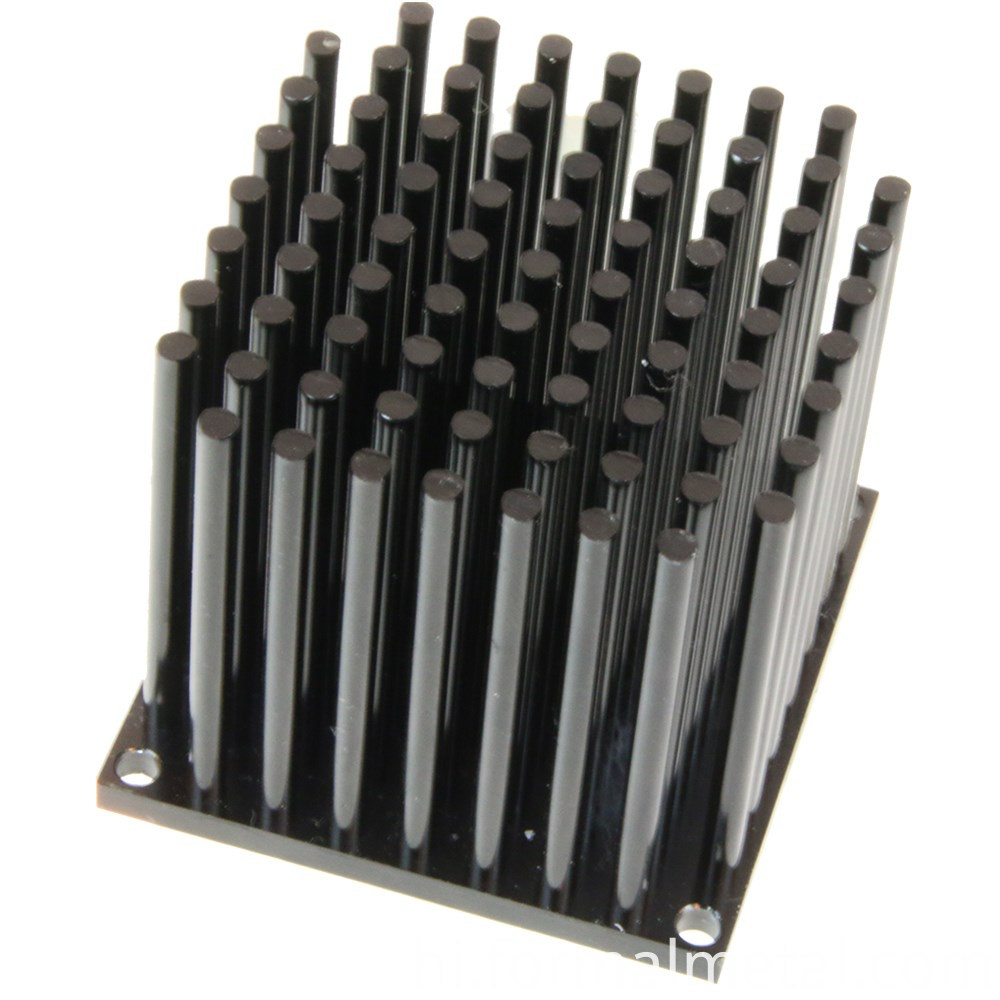Aluminum 10w Passive Led Fin Heat Sink