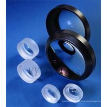 Excelente lente esférica bicóncava óptica \ lente para aumentar el sistema Na de China