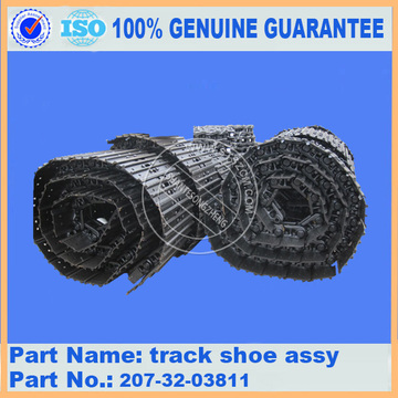 PC360-7 TRACK SHOE ASS'Y 207-32-03811