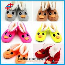 Kids Lovely Cotton Fleece Home Indoor Boot