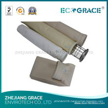 Tobacco Processing Air Filter Media Antistatic Filter Bag
