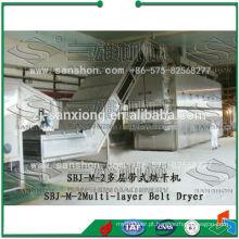 SBJ máquina de secagem tipo correia