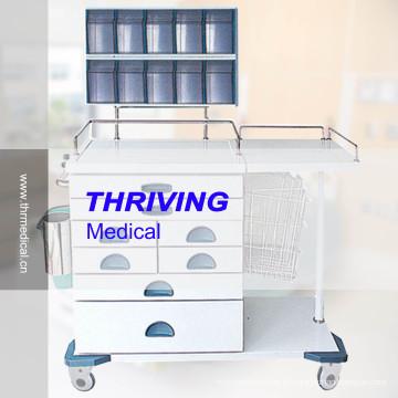ABS Medical Crash Cart (THR-ZY107)