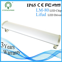 New Arrival IP65 1.5m 60W Industrial Tri-Proof LED Lamp
