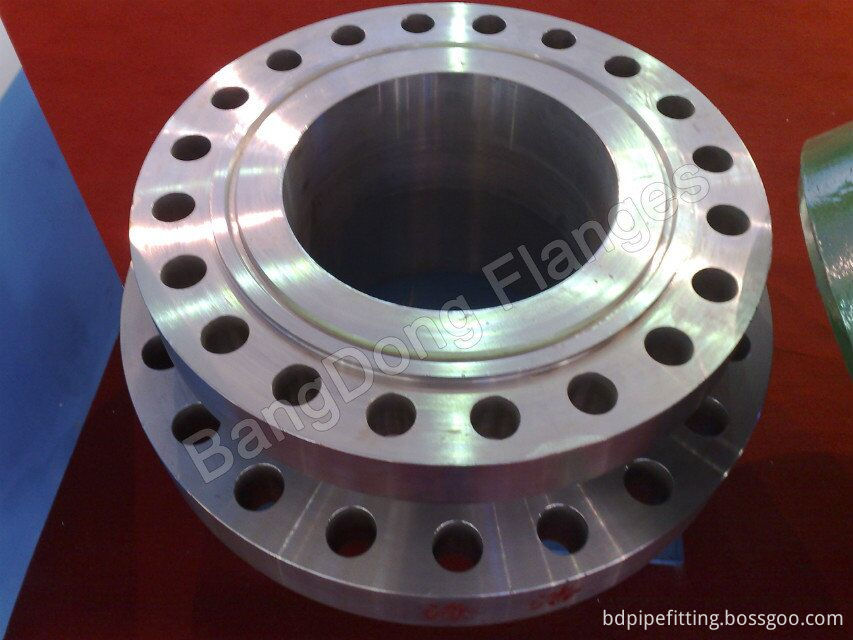 Weld Neck Pipe Flanges Rf