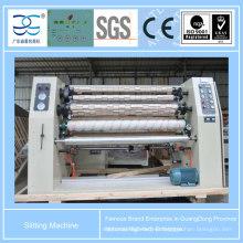 Máquina de corte de cinta adhesiva de rollo gigante