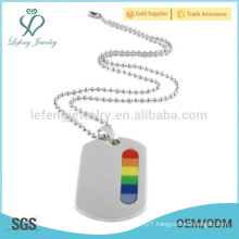 Fashionable dog tags pendant design,photo pendant
