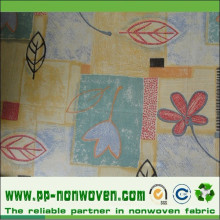 Propre Design Imprimé PP Non-Tissé Tissu