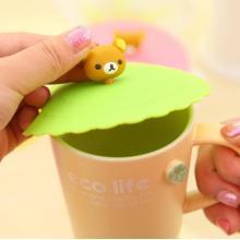 Cartoon Design Coffee Mug Anti-dust Cover
