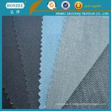 Tissu non-tissé utilisé pour le vêtement