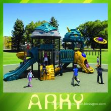 Équipement de jeu de plein air pour enfants série robot