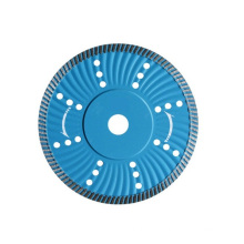 Turbo Wave Silent Diamond Saw Blade for Stone (JL-RWDBS)