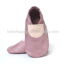 New style infant leather shoes baby girls shoes Wholesale slipper