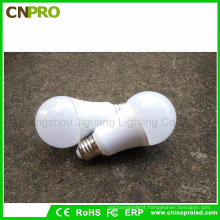 New Design Plastic and Aluminum 12V 9W LED Bulb E27 for Us and Europe