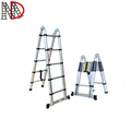 aluminium joint telescopic ladder 3.2 meters with EN131 CE certificate