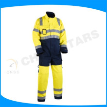 High visibility Reflective Silver Fabric for safety clothing