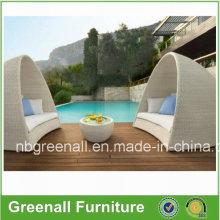 Salão ao ar livre para cama / sofá com travesseiros (GN-3631L)