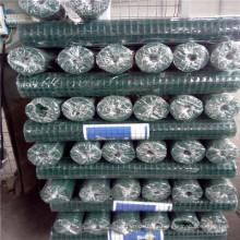 6X6 pulgadas de PVC recubierto de malla de alambre soldado
