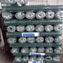 6х6 дюймов Покрынная PVC сваренная Ячеистая сеть