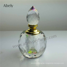 Crystal Perfume Bottle for Fragrance Oil Factory Price