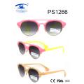 Japanese Eyewear Douoble Color Children Sunglasses (PS1266)