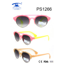 Japanese Eyewear Douoble Color Children Sunglasses (PS1266)
