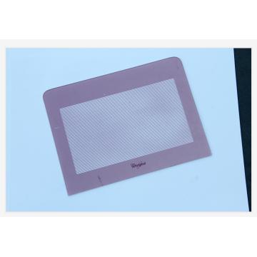 Vidro de pintura colorida para eletrodomésticos