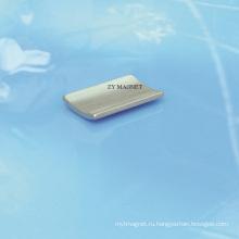 Высокое качество сегмент неодимовые магниты дуги для мотора Сервопривода стандарта iso14001