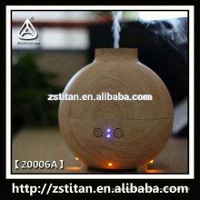 Difusor de aroma ultrasónico de interior de madera
