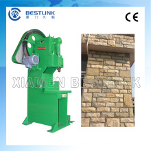 Electric Sotne Splitting Machine for Making Mushroom Face Wall