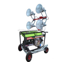 Ensemble de lumières pour véhicules diesel RZZM-12D refroidi par air