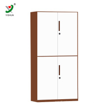 Different color steel filing cabinet Office Metal Storage Cabinet