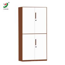 Различные цвета стальной картотечный шкаф офисный металлический шкаф для хранения