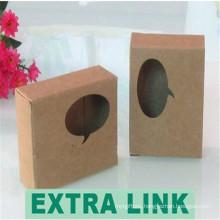 Luxury Custom Diamond Shaped Soap Packaging Creative Packaging