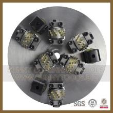 Sunnytools обработки 6т алмазной молотка Bush для гранита Меля