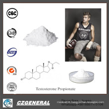Factory Supply Raw Material Steroid Hormone Powder Testosterone Propionate