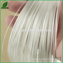 alambre de la joyería de plata de alta pureza