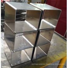 Stainless Steel Spare CNC Fabrication Case