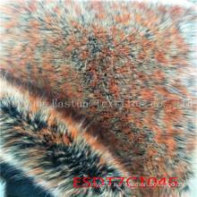 Long Pile Faux Raccoon Fur Esdt7c1046