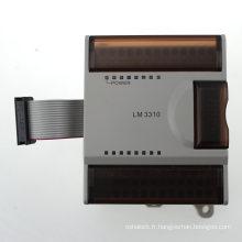 PLC logique programmable de contrôleur de Yumo Lm3310 pour le contrôle intelligent