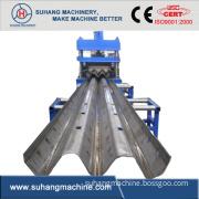 Motorway Guard Rail Roll Forming Machine