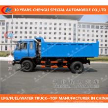 Dongfeng 4X2 Camion à benne basculante 4X2 Camion à benne basculante Dongfeng camion à benne basculante