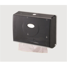 Black Decorative Fancy Public Wholesale Wall Mounted Plastic Tissue Paper Dispenser